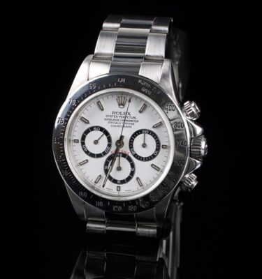 Photo of Mint Rolex Daytona Zenith 16520 S-series White