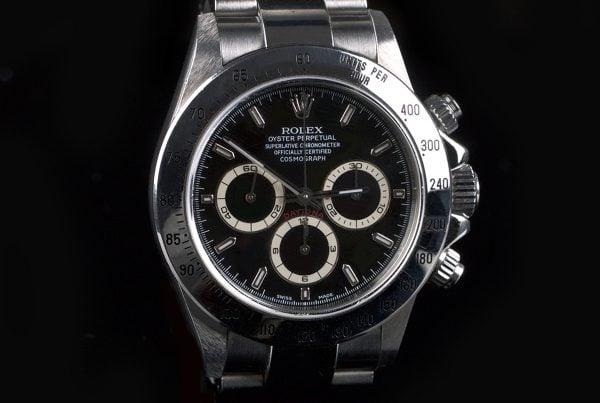 Billede af Rolex Daytona Zenith 16520 A-series Black