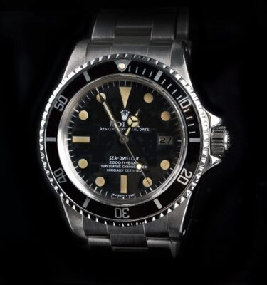 Photo of Rolex Sea-Dweller 1665 Great White Mark 1