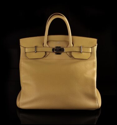 Photo of Hermès Birkin HAC 40 travel bag