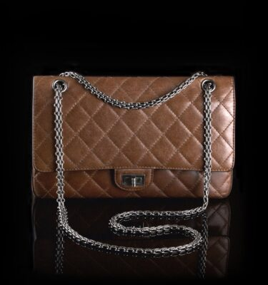 Foto af Chanel cross body taske model Reissue