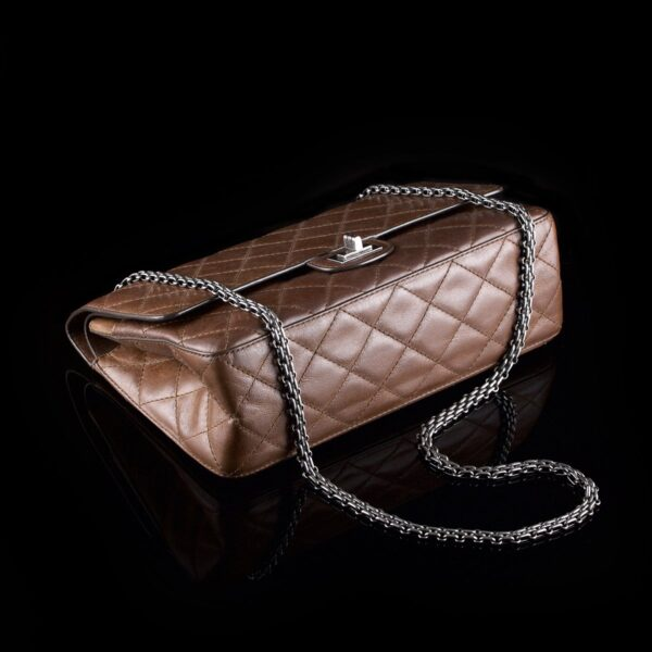 Photo of Chanel cross body bag model Reissue