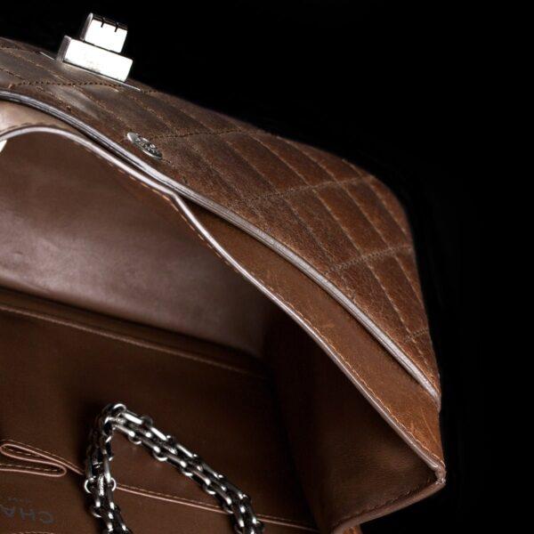 Photo of Chanel cross body bag model Reissue