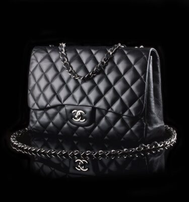 Foto af Chanel Jumbo Timeless 2.55 Black