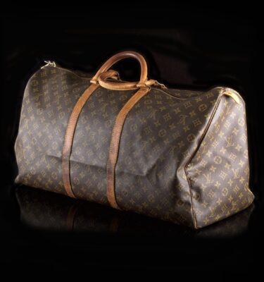 Foto af Louis Vuitton Keepall 55 Monogram Canvas Weekend Taske