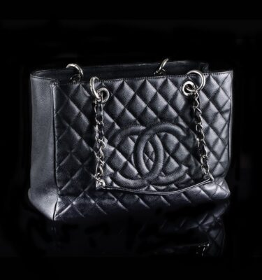 Photo of Chanel shoulder bag model GST