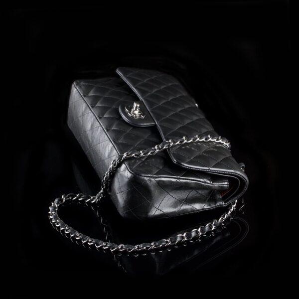 Photo of Chanel shoulder bag model Medium Double Flab