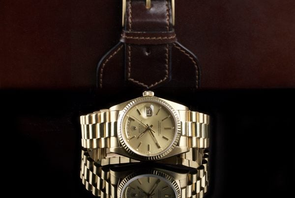 Photo of Rolex Day Date 18k ref. 18038