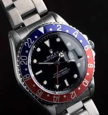 Photo of Rolex GMT Pepsi Reference 16750