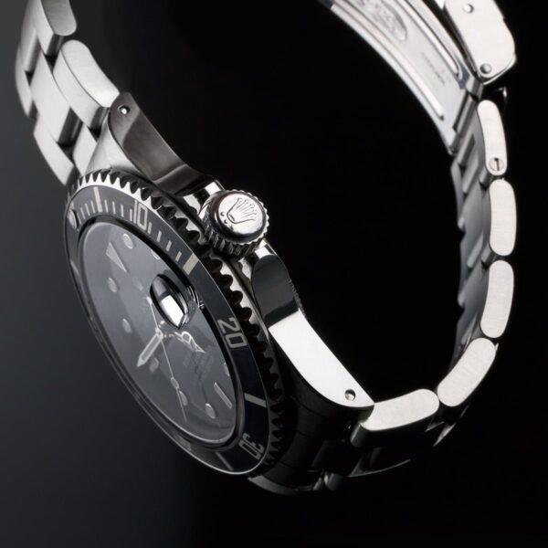 Photo of Rolex Submariner Steel 16800 Black Dial