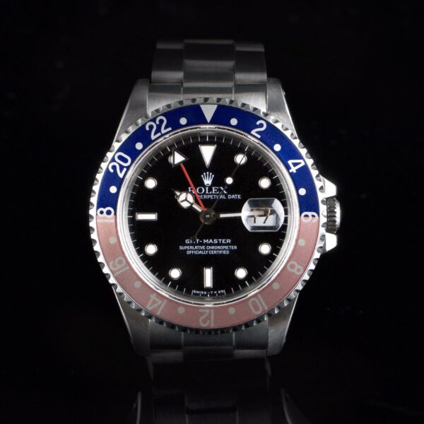 Photo of Rolex GMT Ref 16700 Pepsi