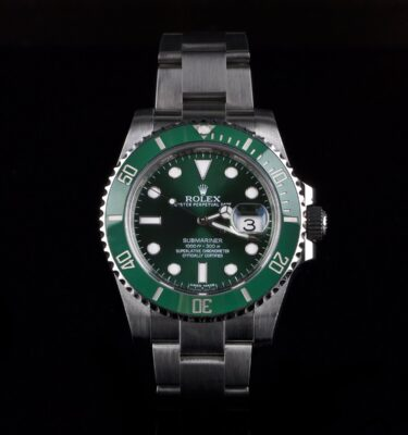 Photo of Rolex Submariner Ref 116610LV Hulk