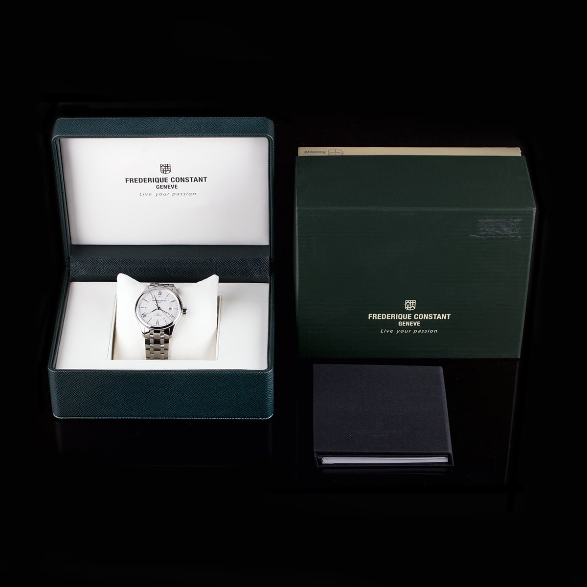 New Wonderful Frederique Constant Classic Indexe Automatic