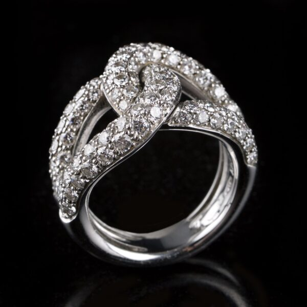 Photo of Diamond ring Alvador Knut