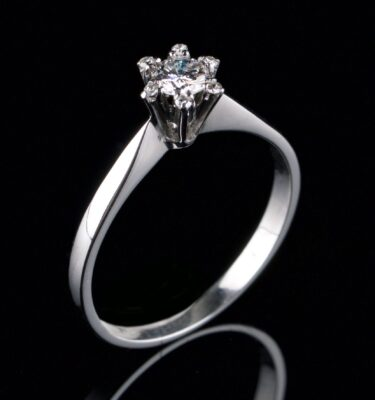 Photo of diamond ring 0.30 ct