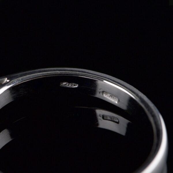 Solitaire diamond ring 0.35 ct
