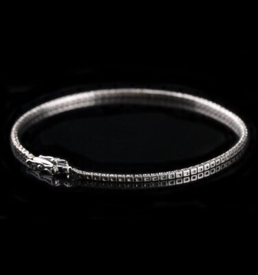 Photo of mini tennis bracelet