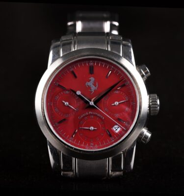 Photo of Girard Perregaux Ferrari Ref 8020