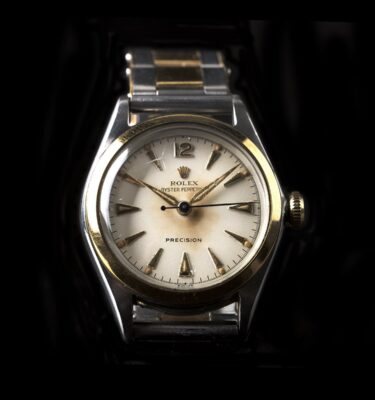 Photo of Rolex Bubbleback ref 5006