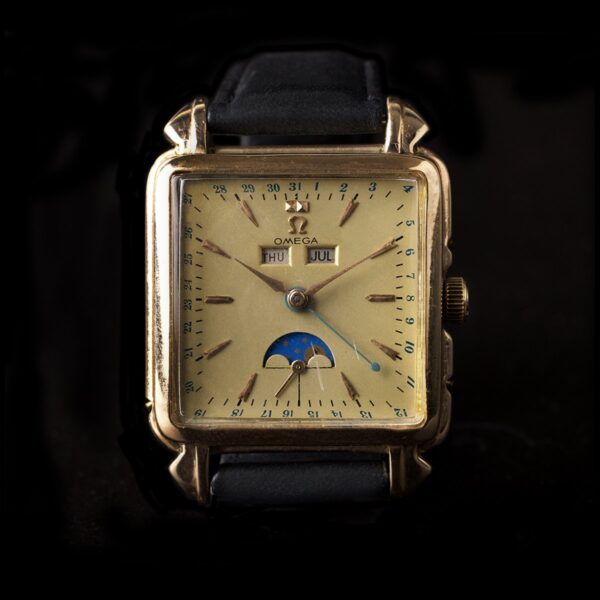 Photo of Omega Cosmic Triple Date Moonphase ref 3944