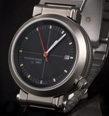 Photo of IWC Porsche Design Compass Watch