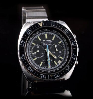 Photo of Zenith El Primero Pilot Diver Chronograph