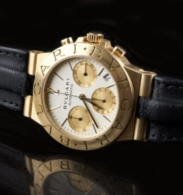 Photo of Bvlgari Diagono Chronograph