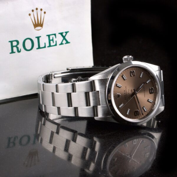 Photo of Rolex Airking Precision ref 14000.