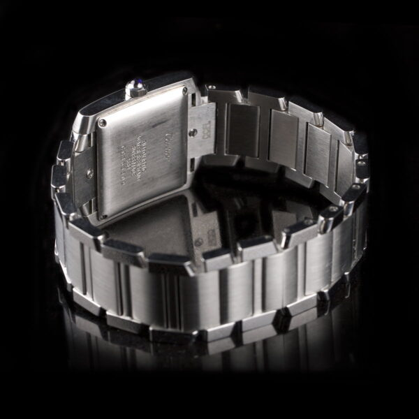 Photo of Cartier Tank Francaise 28 mm