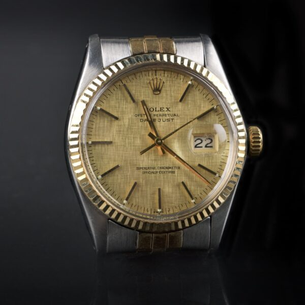 Photo of Rolex Datejust 16013 Linen Dial