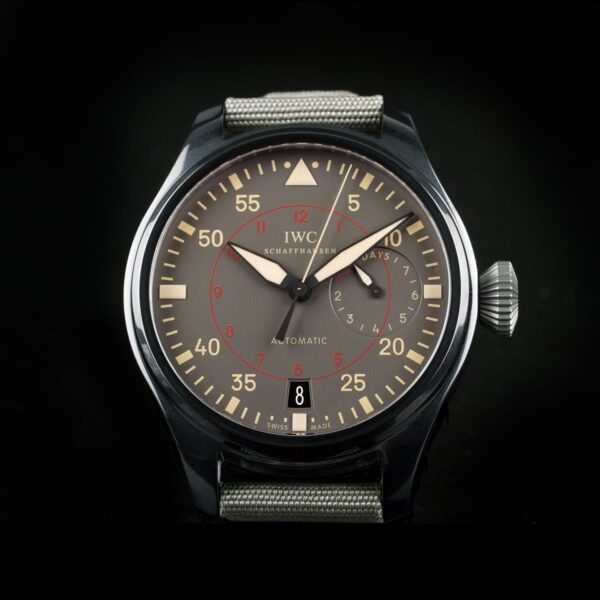 Photo of IWC Big Pilot Top Gun