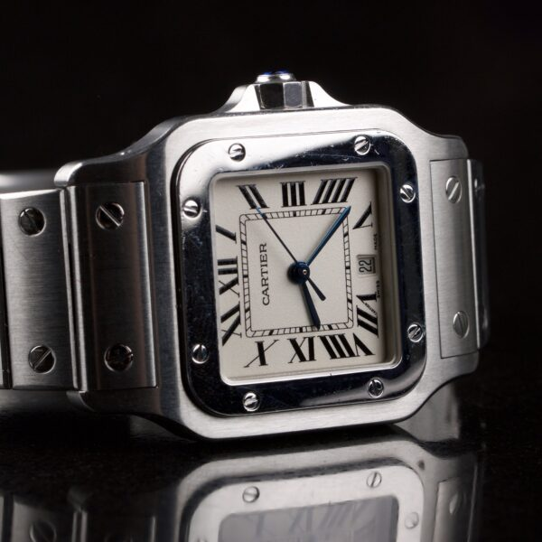 Photo of Cartier Santos Galbee 1564 Unisex