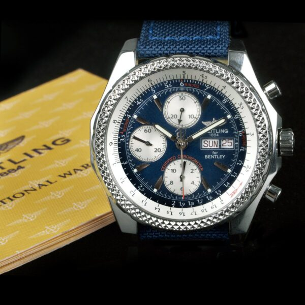 Photo of Breitling for Bentley Chronograph 45 mm