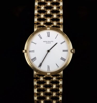 Photo of mens watch Patek Philippe Calatrava 18k ref 3821