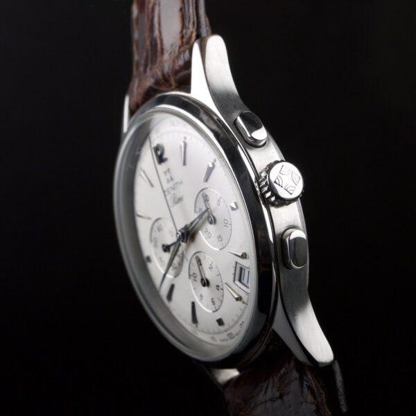 Photo of Mens Watch Zenith El Primero silver dial