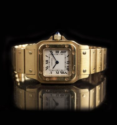 Photo of Ladies Watch Santos de Cartier
