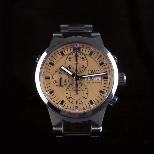 Photo of IWC GST Split Second Chronograph