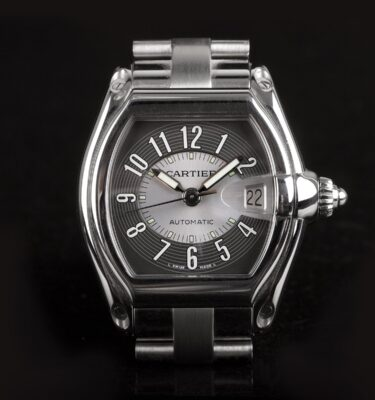 Photo of Cartier Roadster 38mm Steel