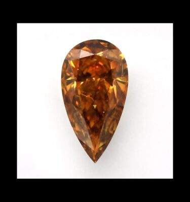 Photo of fancy colored diamond 0,51 carat