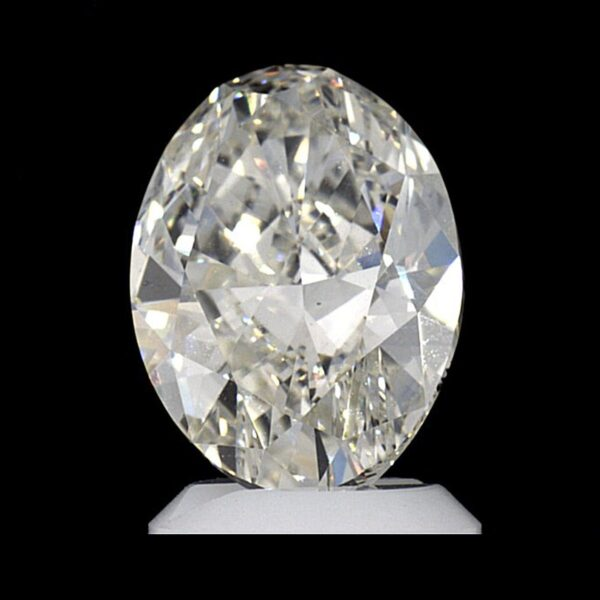 Photo of oval diamond 3,00 carat