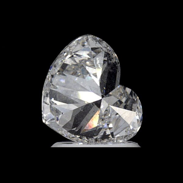Photo of heart diamond 2,01 Carat