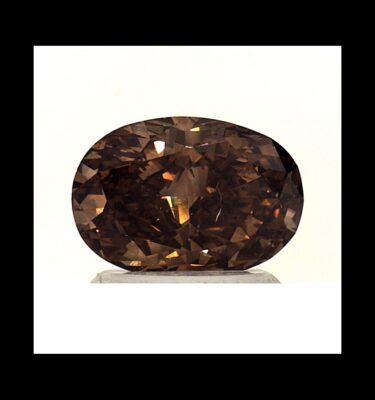 Photo of fancy colored diamond 1,46 Carat