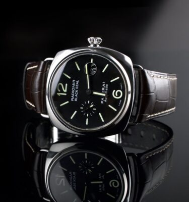 Photo of Watch Panerai Radiomir 45 Black Seal Automatic