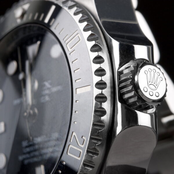 Photo of Rolex Sea-Dweller Deepsea Black Reference 116660