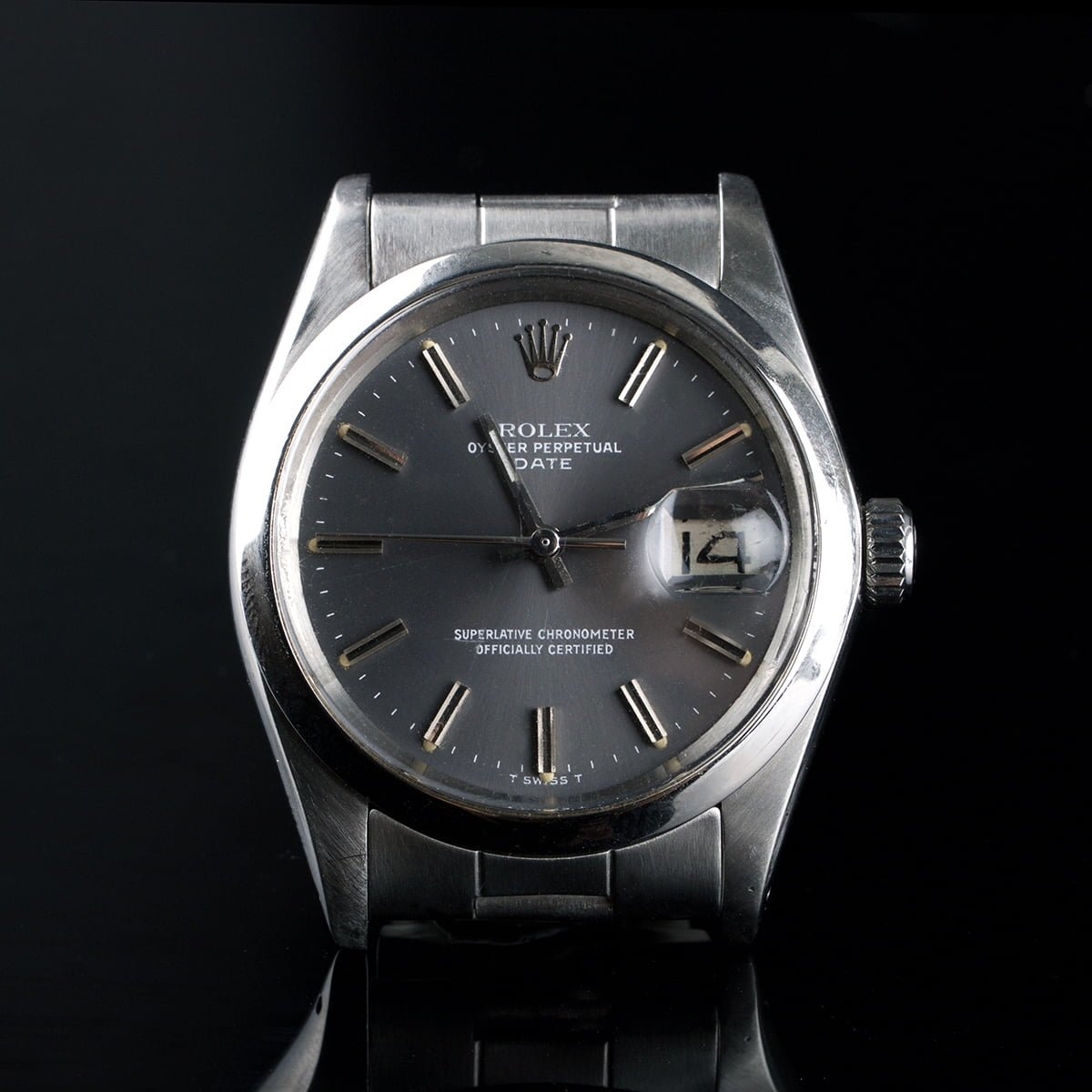 71120a67d652 SOLGT! Vintage Rolex Date ref 1500 Plexiglas - Classic390