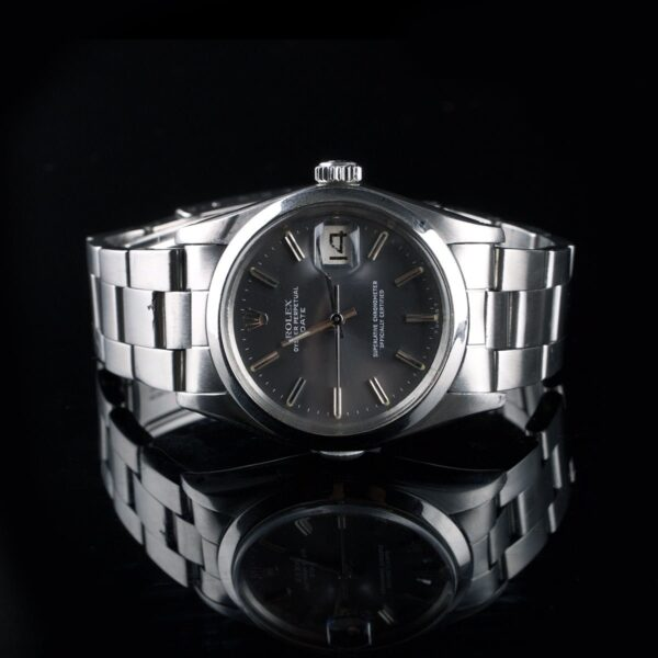 Photo of Rolex Date Steel ref 1500