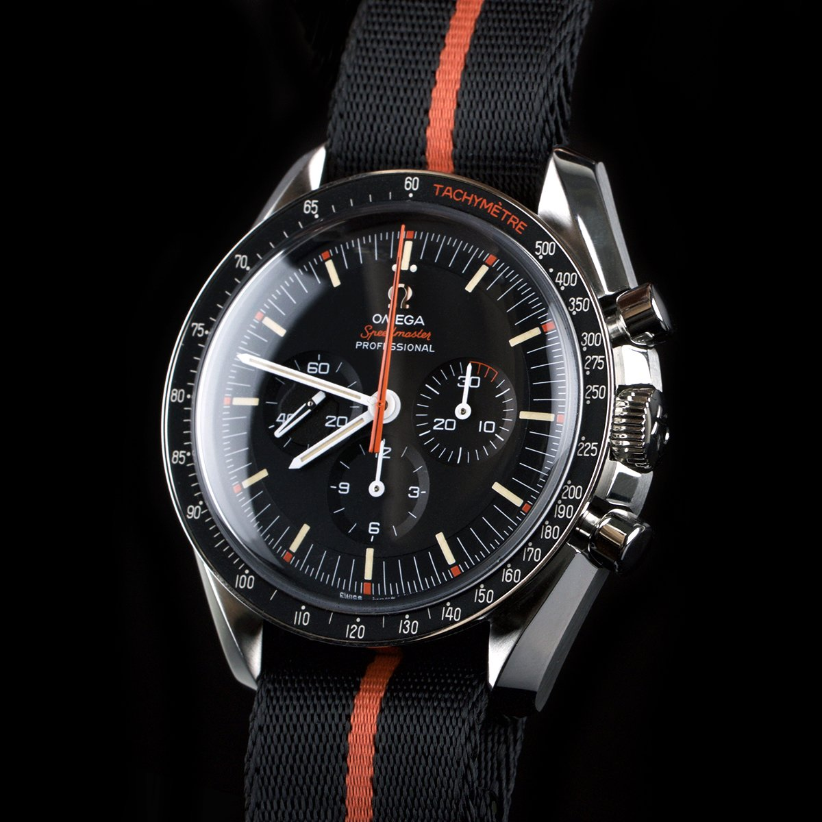 Foto af Omega Speedmaster Moonwatch Anniversary Limited Series Speedy Tuesday Ultraman