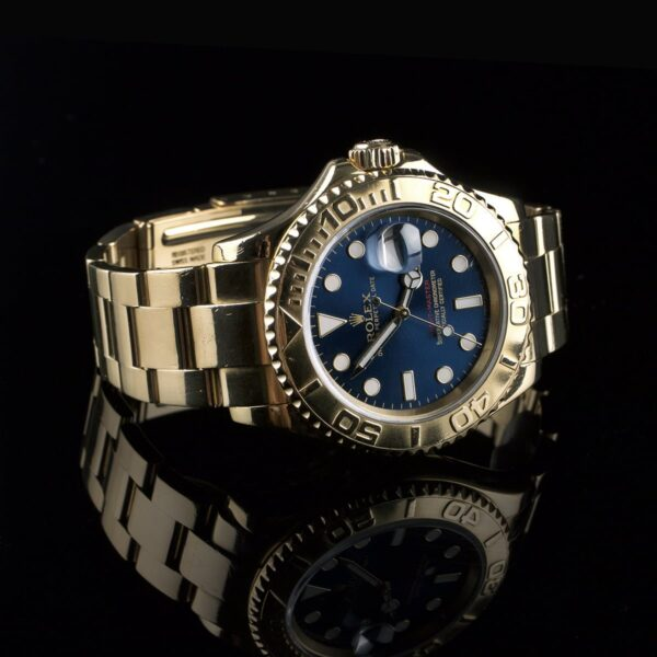 Photo of Rolex Yachtmaster 16628