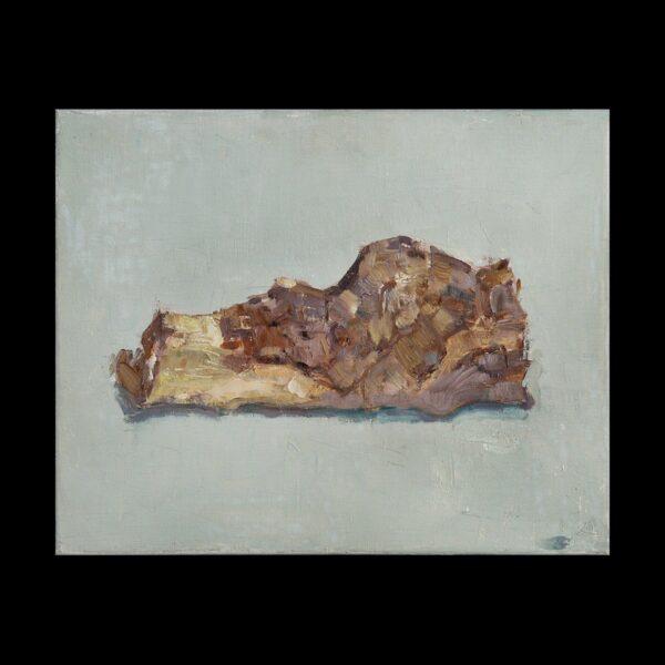 Photo of Michael Kvium Painting 33x41 Forest Piece 2005