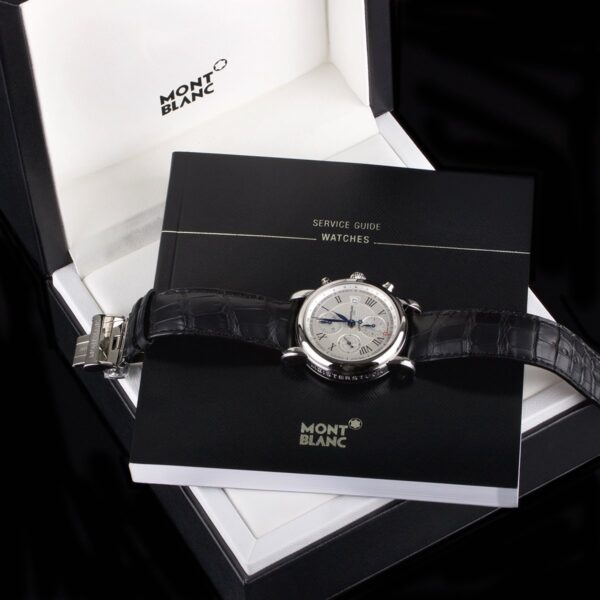 Photo of Montblanc Watch Star Chronograph UTC Automatic